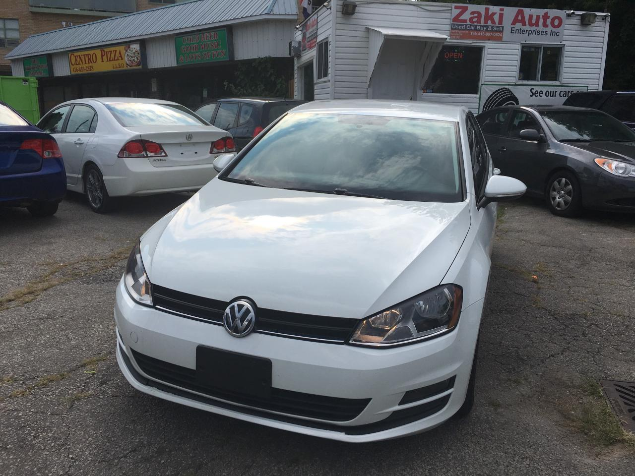 2015 Volkswagen Golf Trendline TSI/Leather Seats/Backup Camera