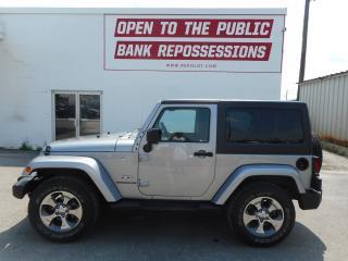 Used 2016 Jeep Wrangler Sahara for sale in Etobicoke, ON