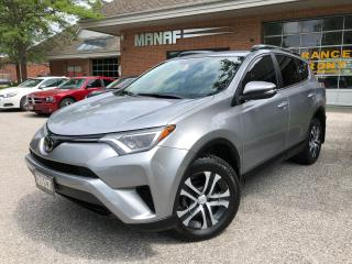 Used 2017 Toyota RAV4 LE Lane departure Rear Cam Heated Seats Certified* for sale in Concord, ON