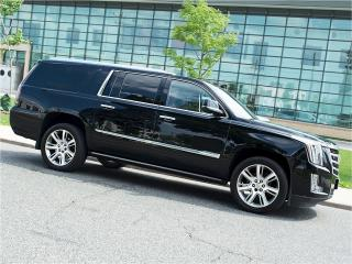 Used 2015 Cadillac Escalade ESV NAVI|DUAL DVD|360 CAMERA|PWR. RUNNING BOARDS for sale in Scarborough, ON