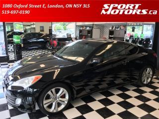 Used 2010 Hyundai Genesis 2.0 Turbo+New Tires & Brakes+Sunroof+Heated Seats for sale in London, ON