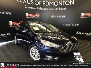 Used 2016 Ford Focus Titanium for sale in Edmonton, AB