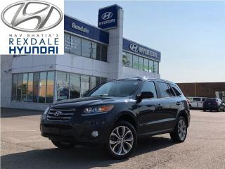 Used 2012 Hyundai Santa Fe GL for sale in Toronto, ON
