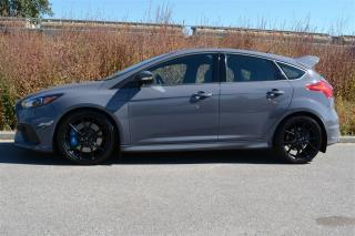 Used 2016 Ford Focus RS - for sale in Vancouver, BC