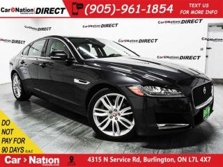 Used 2016 Jaguar XF 35T Prestige| AWD| NAVI| SUNROOF| for sale in Burlington, ON