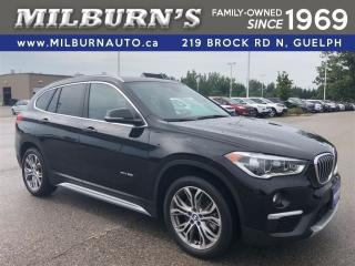 Used 2018 BMW X1 xDrive28i for sale in Guelph, ON