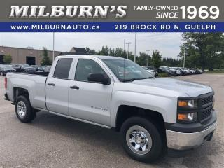 Used 2015 Chevrolet Silverado 1500 Work Truck for sale in Guelph, ON