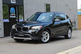 Used 2014 BMW X1 xDrive28i*Beautiful*E84 Body*2.0L I4*NO ACCIDENTS for sale in Mississauga, ON