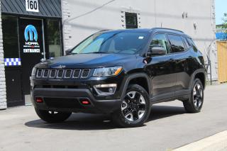 Used 2017 Jeep Compass Trailhawk*4x4*Leather*NAV*Pwr Gate*Autostart*CLEAN for sale in Mississauga, ON