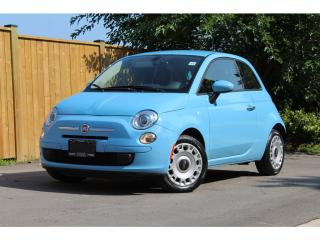 Used 2017 Fiat 500 Pop for sale in Mississauga, ON