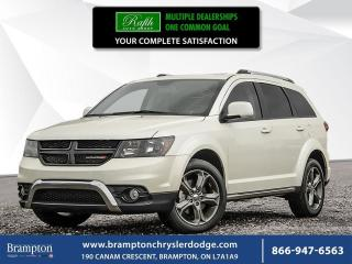 Used 2017 Dodge Journey CROSSROAD | FWD | for sale in Brampton, ON