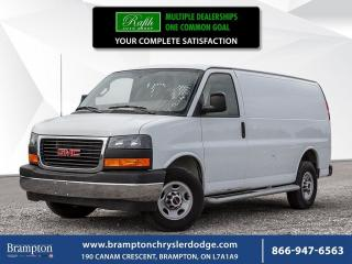 Used 2017 GMC Savana 2500 WOK VAN | EXCELLENT CONDITION | for sale in Brampton, ON