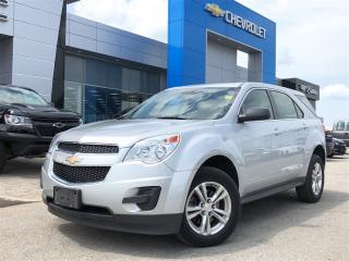 Used 2015 Chevrolet Equinox LS for sale in Barrie, ON