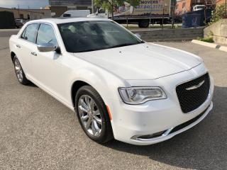 Used 2017 Chrysler 300C AWD I NAVIGATION I BACK-UP CAMERA for sale in Toronto, ON