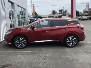 Used 2015 Nissan Murano PLATINUM AWD LOADED ROOF NAV LEATHER for sale in Smiths Falls, ON