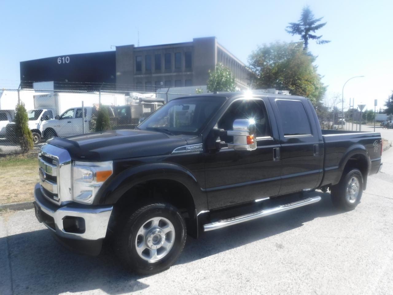 Used 2015 ford f 250 sd xlt crew cab 4wd for sale in burnaby british columbia carpages ca