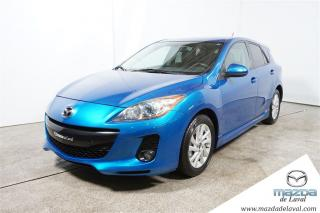 Used 2013 Mazda MAZDA3 Gs-Sky Grp Luxe for sale in Laval, QC