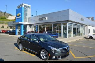 New 2019 Cadillac XTS Luxury for sale in Kamloops, BC