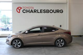 Used 2015 Hyundai Elantra GLS for sale in Quebec, QC