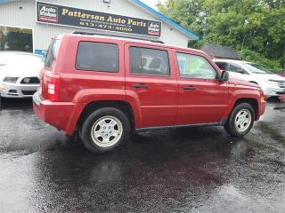 Used 2007 Jeep Patriot Sport 4x4 95k Safetied no rust! Sport for sale in Madoc, ON