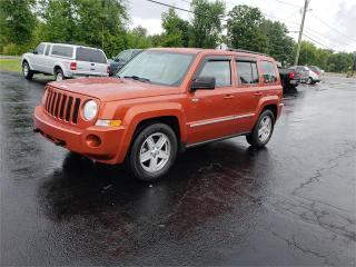 Used 2010 Jeep Patriot 4x4 121k 5spd safetied we finance North for sale in Madoc, ON
