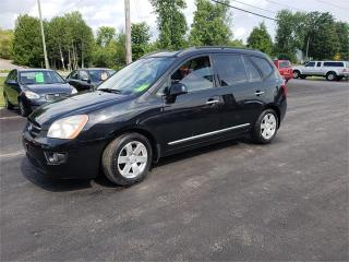 Used 2008 Kia Rondo Luxury leather 118k Safetied EX Luxury for sale in Madoc, ON