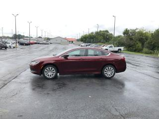 Used 2015 Chrysler 200 LX FWD for sale in Cayuga, ON