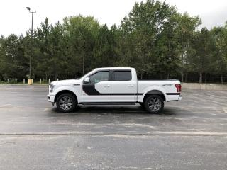 Used 2016 Ford F-150 LARIAT SPORT CREW 4x4 for sale in Cayuga, ON