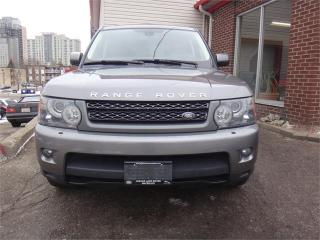 Used 2010 Land Rover Range Rover Sport LUX for sale in Waterloo, ON