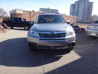 Used 2010 Subaru Forester X sport for sale in Waterloo, ON
