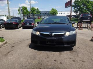 Used 2010 Honda Civic Sdn Sport for sale in Waterloo, ON