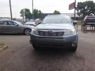Used 2010 Subaru Forester X for sale in Waterloo, ON