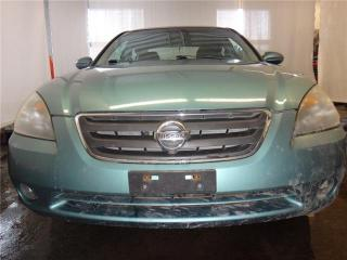 Used 2003 Nissan Altima 3.5 SE Sedan for sale in Waterloo, ON