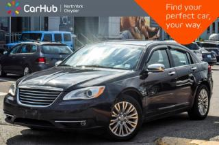 Used 2013 Chrysler 200 Limited|Leather|Bluetooth|Sat|Keyless_Entry|18