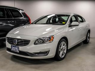 Used 2015 Volvo S60 T5 AWD A Premier for sale in Thornhill, ON