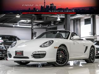 Used 2011 Porsche Boxster S|6 SPEED|CONVERTIBLE|SPORT CHRONO for sale in North York, ON