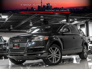 Used 2009 Audi Q7 4.2|NAVI|BLINDSPOT|REAR CAM|PUSH START|BOSE|7PASS for sale in North York, ON