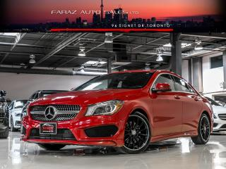 Used 2016 Mercedes-Benz CLA250 AMG|4MATIC|NAVI|BLINDSPOT|REAR CAM|XENONS for sale in North York, ON