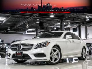 Used 2015 Mercedes-Benz CLS-Class CLS400 AMG|DISTRONIC|MASSAGE|360CAM|BLINDSPOT|FULLY LOADED for sale in North York, ON