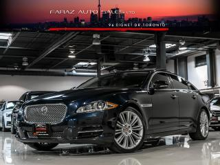 Used 2015 Jaguar XJ L|AWD|MASSAGE|BLINDSPOT|NAVI|REAR CAM|FULLY LOADED for sale in North York, ON