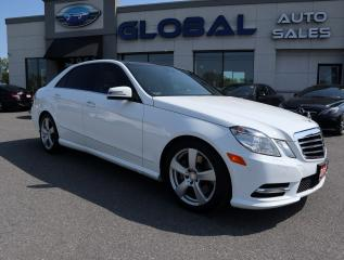 Used 2013 Mercedes-Benz E350 4matic Navigation Panoramic Roof for sale in Gloucester, ON