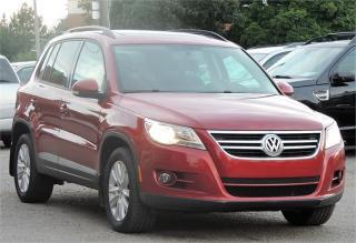 Used 2010 Volkswagen Tiguan COMFORTLINE for sale in Etobicoke, ON