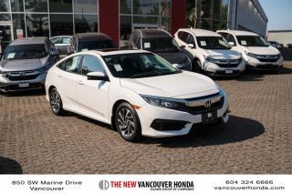 Used 2016 Honda Civic Sedan EX CVT for sale in Vancouver, BC