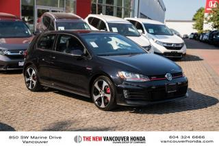 Used 2015 Volkswagen Golf GTI 3-Dr 2.0T Performance at DSG Tip for sale in Vancouver, BC