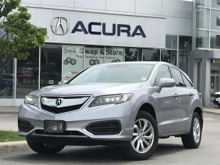 Used 2017 Acura RDX Tech at - One Owner | Power Liftgate for sale in Unionville, ON