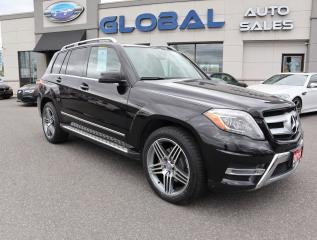 Used 2015 Mercedes-Benz GLK 250 BlueTEC 4MATIC NAVIGATION PANOR. ROOF for sale in Gloucester, ON