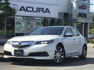 Used 2017 Acura TLX 2.4L P-AWS w/Tech Pkg - One Owner | 8-Speed DCT for sale in Unionville, ON
