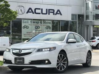 Used 2016 Acura TLX 3.5L SH-AWD w/Elite Pkg - Ventilated Seats | Parking Sensors for sale in Unionville, ON