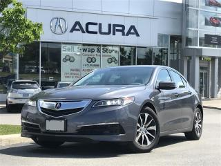 Used 2017 Acura TLX 2.4L P-AWS w/Tech Pkg - Navigation | Blind Spot Indicators for sale in Unionville, ON