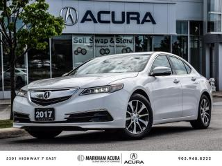Used 2017 Acura TLX 2.4L P-AWS w/Tech Pkg | Clearout Event - ON SPECIAL!!! for sale in Markham, ON